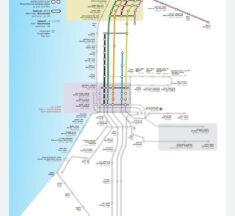 מיום שלישי תופסק תנועת הרכבות מדרום לתל אביב